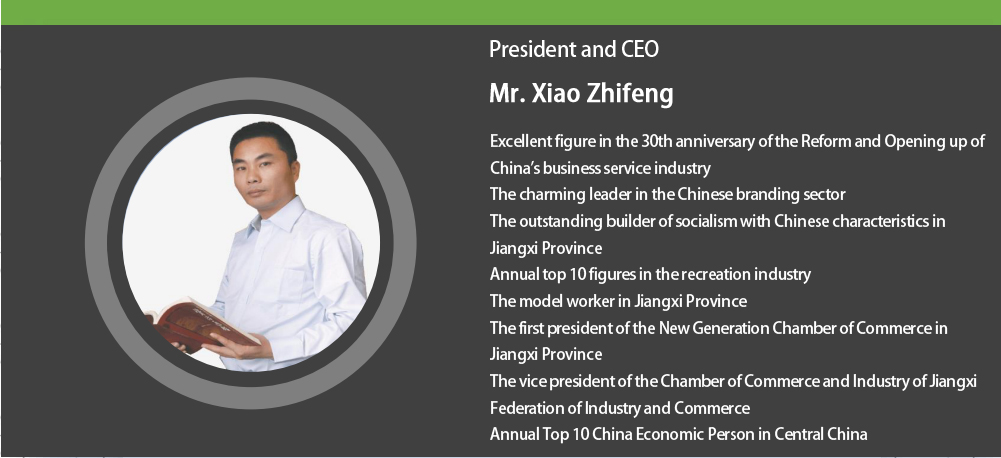 About Mr. Xiao Zhifeng